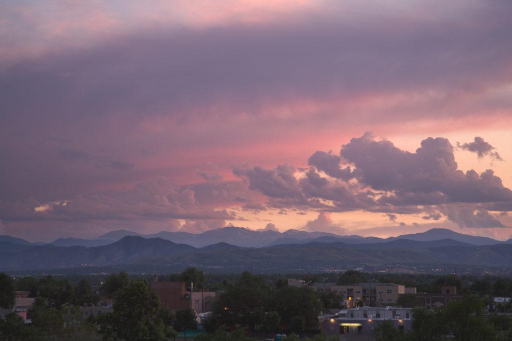 Mount Evans June 27, 2010