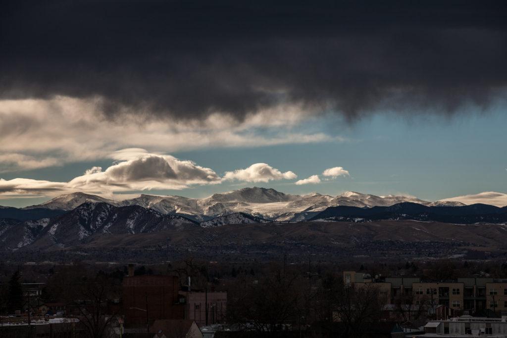 Mount Evans - January 23, 2011