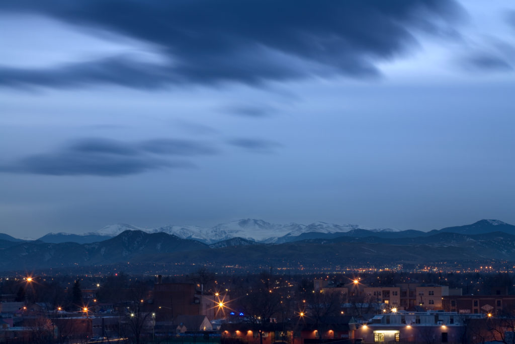Mount Evans - March 5, 2011