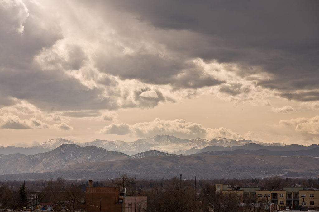 Mount Evans - March 12, 2011