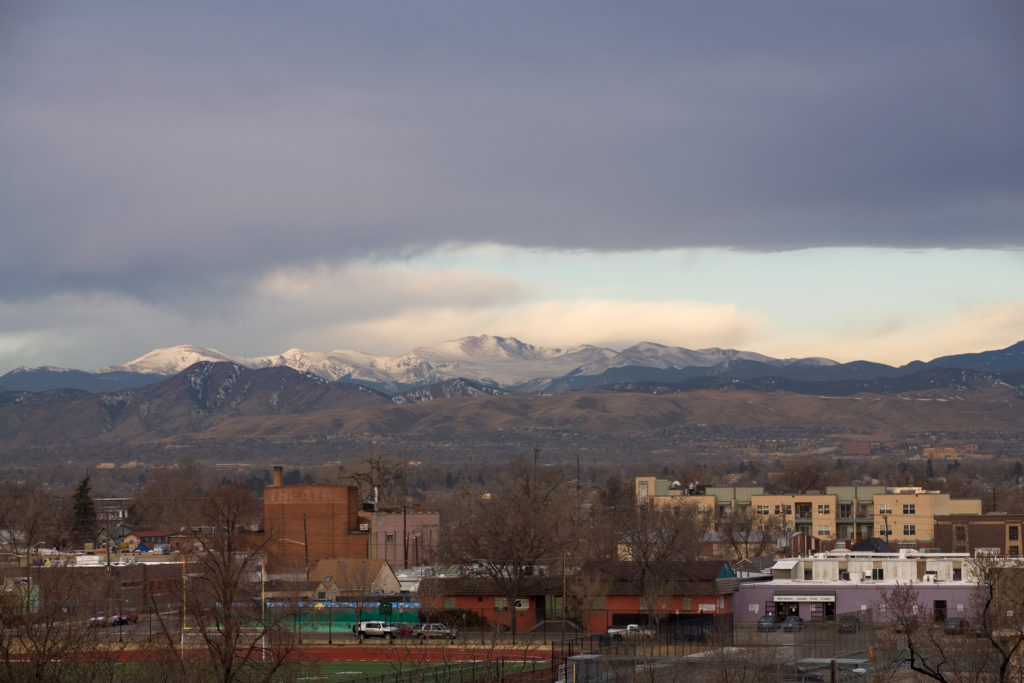 Mount Evans - March 14, 2011