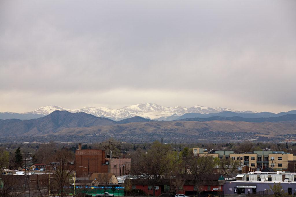Mount Evans - April 12, 2011
