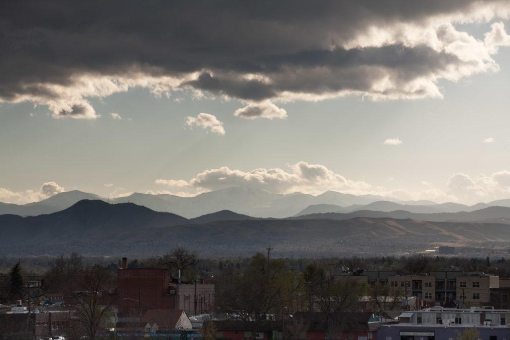 Mount Evans - April 16, 2011