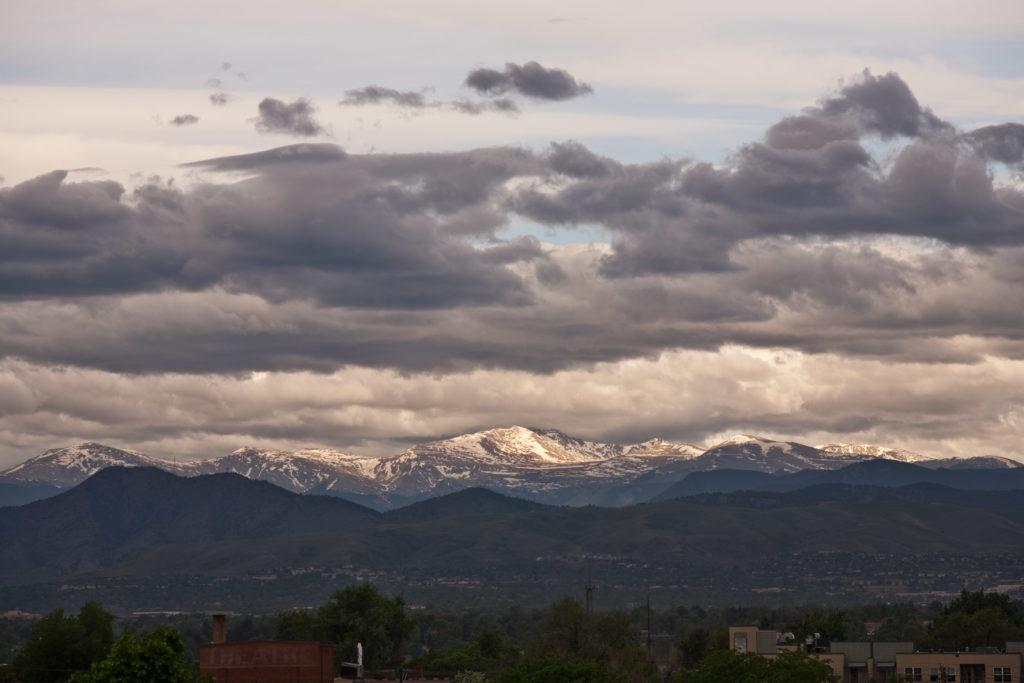 Mount Evans - June 3, 2010