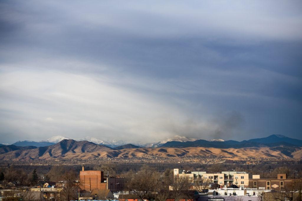 Mount Evans - December 3, 2010