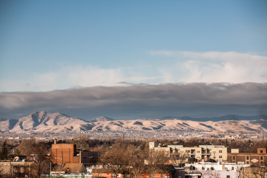 Mount Evans - December 4, 2010