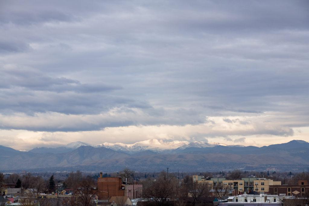 Mount Evans - December 5, 2010