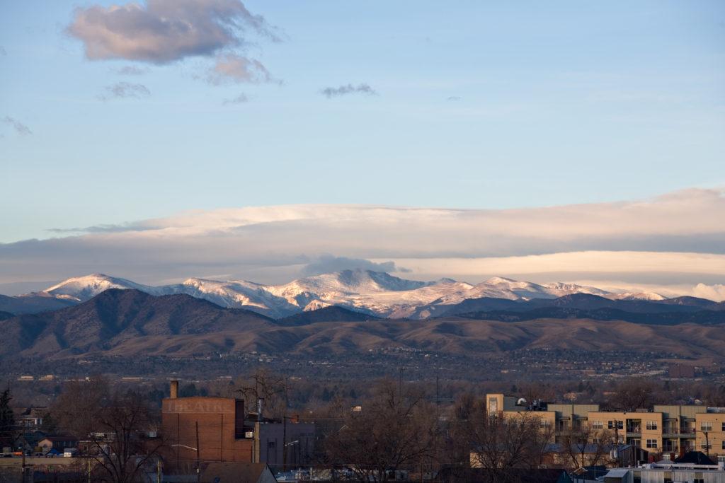 Mount Evans - December 9, 2010