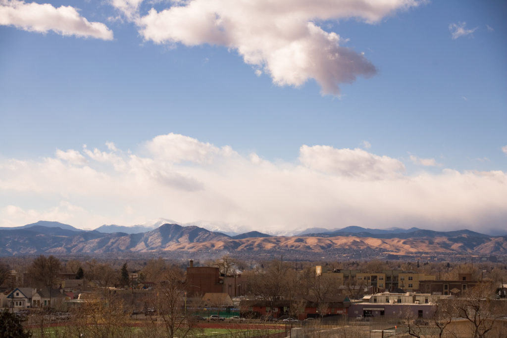 Mount Evans - December 12, 2010