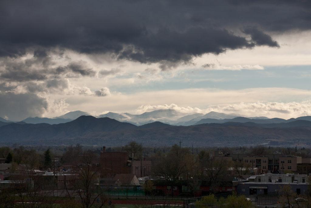 Mount Evans - April 26, 2011
