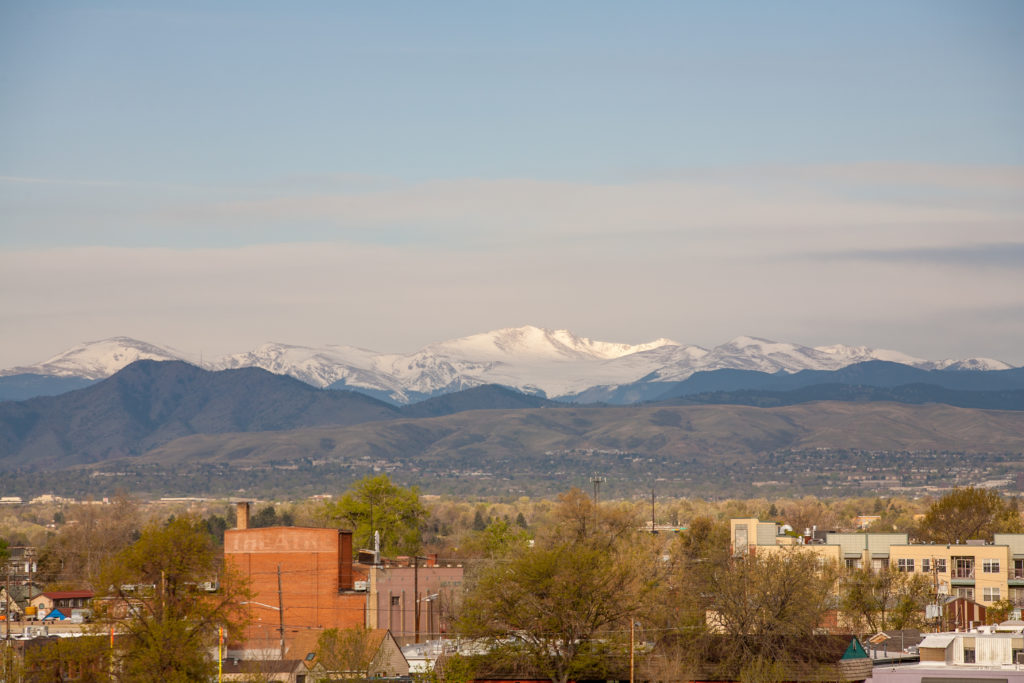 Mount Evans - May 5, 2011