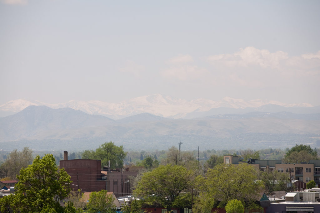 Mount Evans May 13, 2011