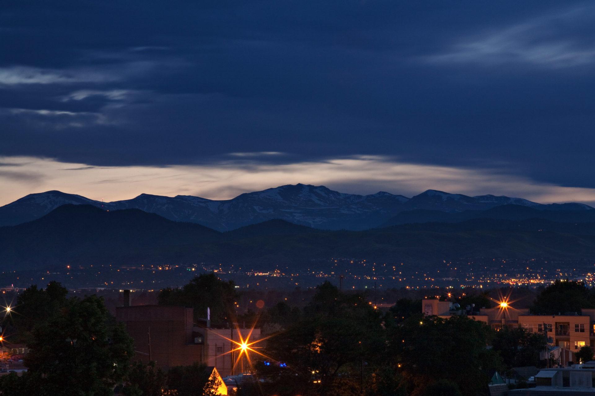 Mount Evans - June 12, 2011