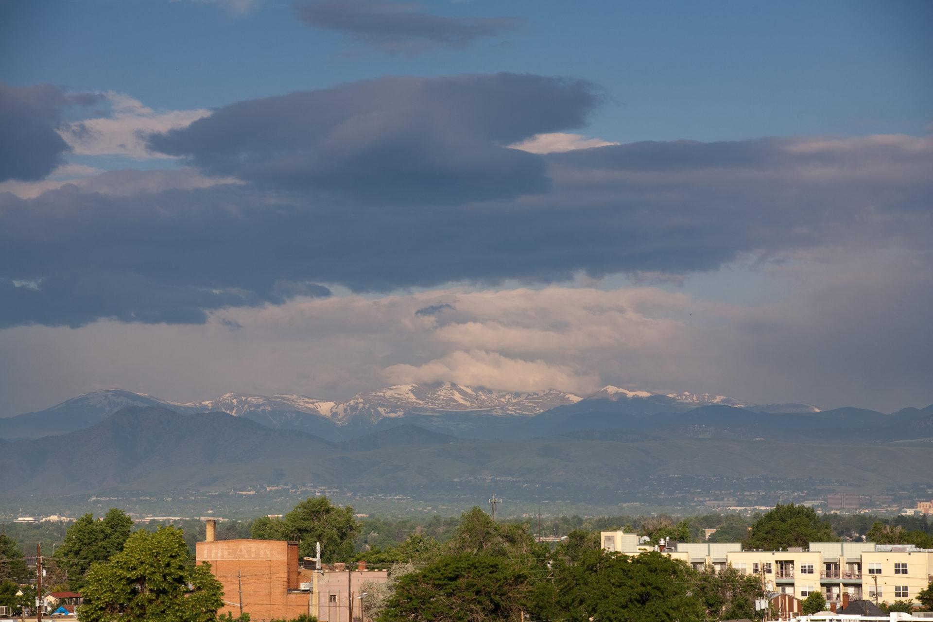 Mount Evans - June 14, 2011