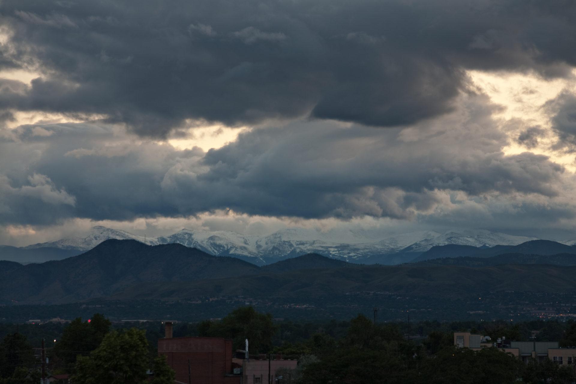Mount Evans - June 20, 2011